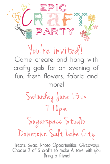 Epic-Craft-Party-Invite